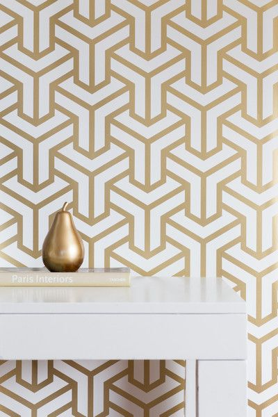 Inspired by Caitlin's time living in the dense city of Hong Kong, this unique geometric print has a sophisticated edge. It's surprisingly neutral with it's app
