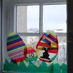 Kunstunterricht in der Grundschule, Kunstbeispiele Klasse 1 bis 6, Ostern - 136s Webseite!