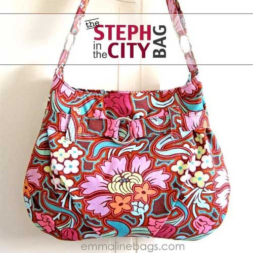 Steph in the City Bag Sewing Pattern