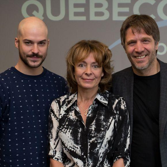 Marc-André Grondin en vedette dans la nouvelle série L'imposteur | HollywoodPQ.com
