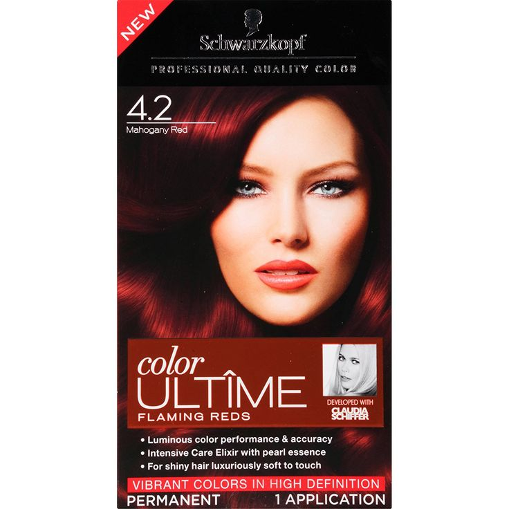 Mahogany Red Hair Color Loreal - Best Hair Color for Ethnic Hair Check more at http://www.fitnursetaylor.com/mahogany-red-hair-color-loreal/
