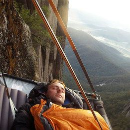 Cliff Camping & Descent Abseil