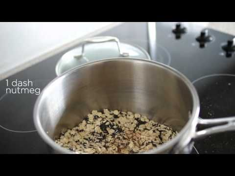 How to make the perfect power porridge - Jost Sauer