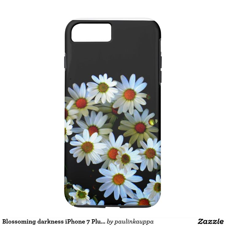 Blossoming darkness Case-Mate Tough iPhone 7 Plus
