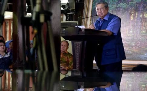 """""""Kegelisahan"""" SBY dan """"Lebaran Kuda"""" Yang Menggelitik"""