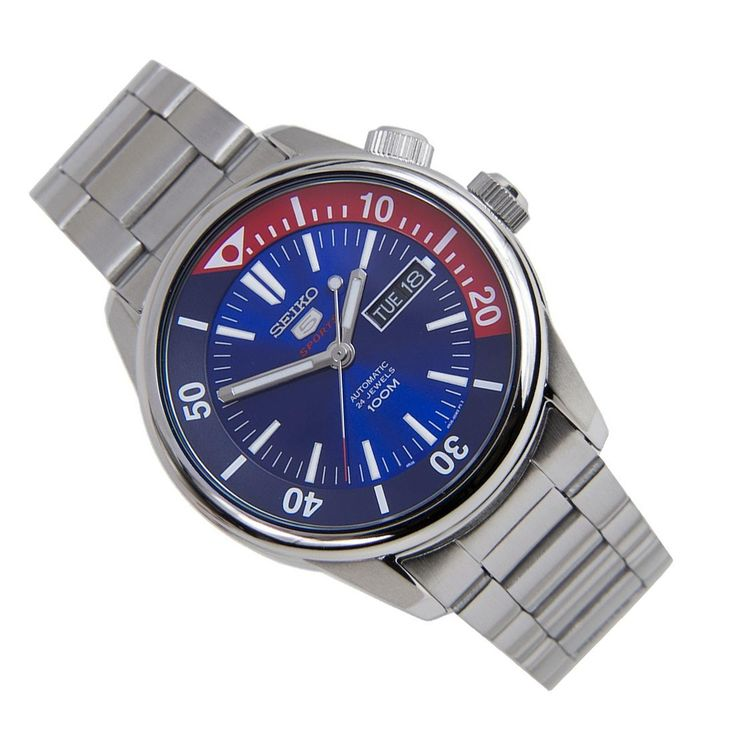 Chronograph-Divers.com - Seiko 5 Sports Automatic 100m Stainless Steel Watch SRPB25K1, $154.00 (https://www.chronograph-divers.com/seiko-5-sports-automatic-100m-stainless-steel-watch-srpb25k1/)