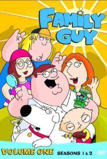 Family Guy- In a wacky Rhode Island town, a dysfunctional family strive to cope with everyday life as they are thrown from one crazy scenario to another.