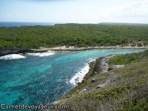 Porte d'Enfer en Guadeloupe