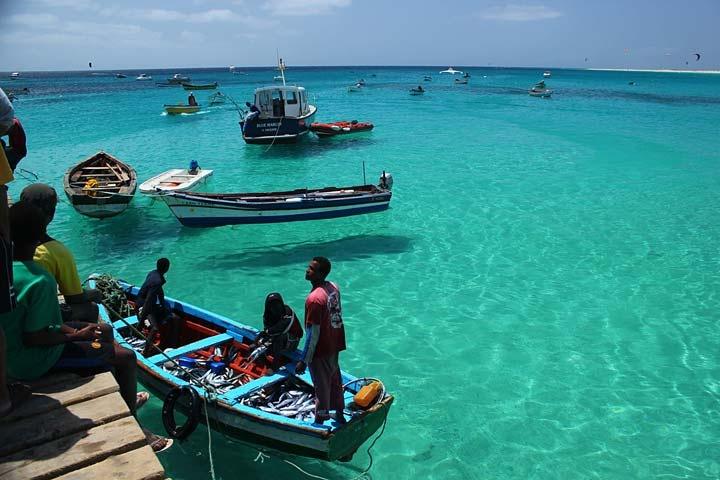 The Island of Sal, Cape Verde