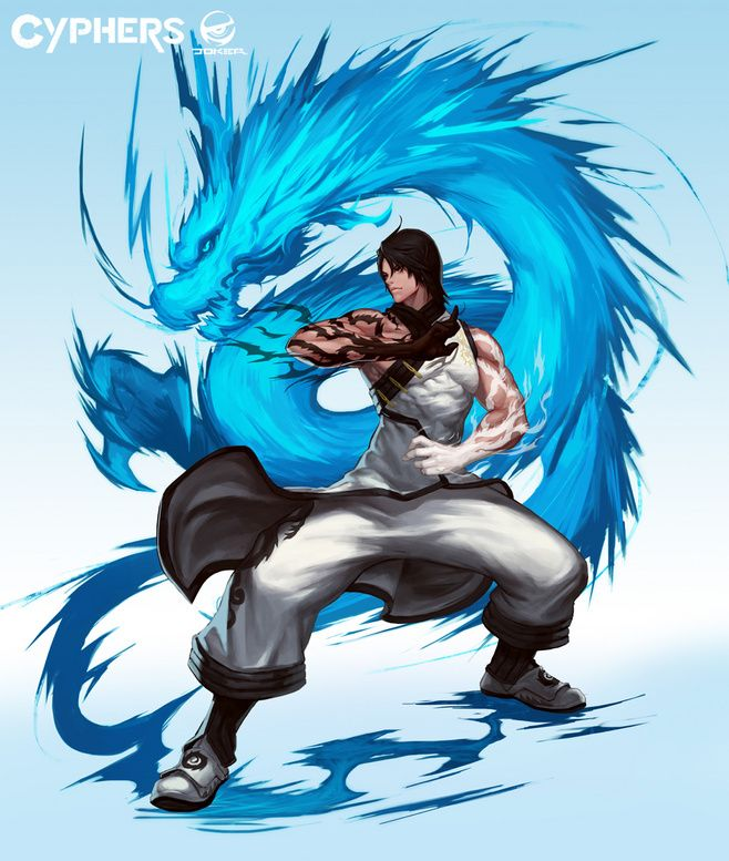 Dragon Martial Artist