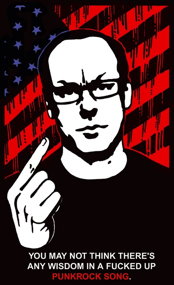 Greg Graffin Bad Religion Skins Punx Drunx Music Punk