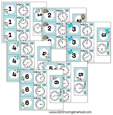 Játékos tanulás és kreativitás: Játékok az óra használatának gyakorlására