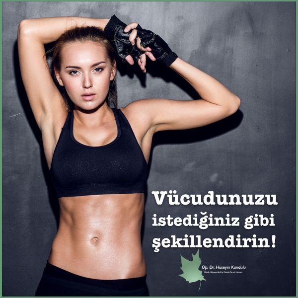 Kaslı bir vücuda sahip olmak erkeklerin tekelinden çıktı. Artık kadınlar da kas seviyor. http://bit.ly/AkşamGazetesiHaberi