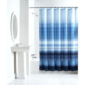 Light Blue Shower Curtain Hooks