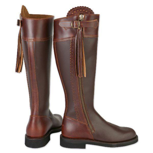 Shop DAKOTA 'Kate' Hunting Boots handmade in Valverde del Camino at SPANISHOPONLINE.COM | worldwide shipping