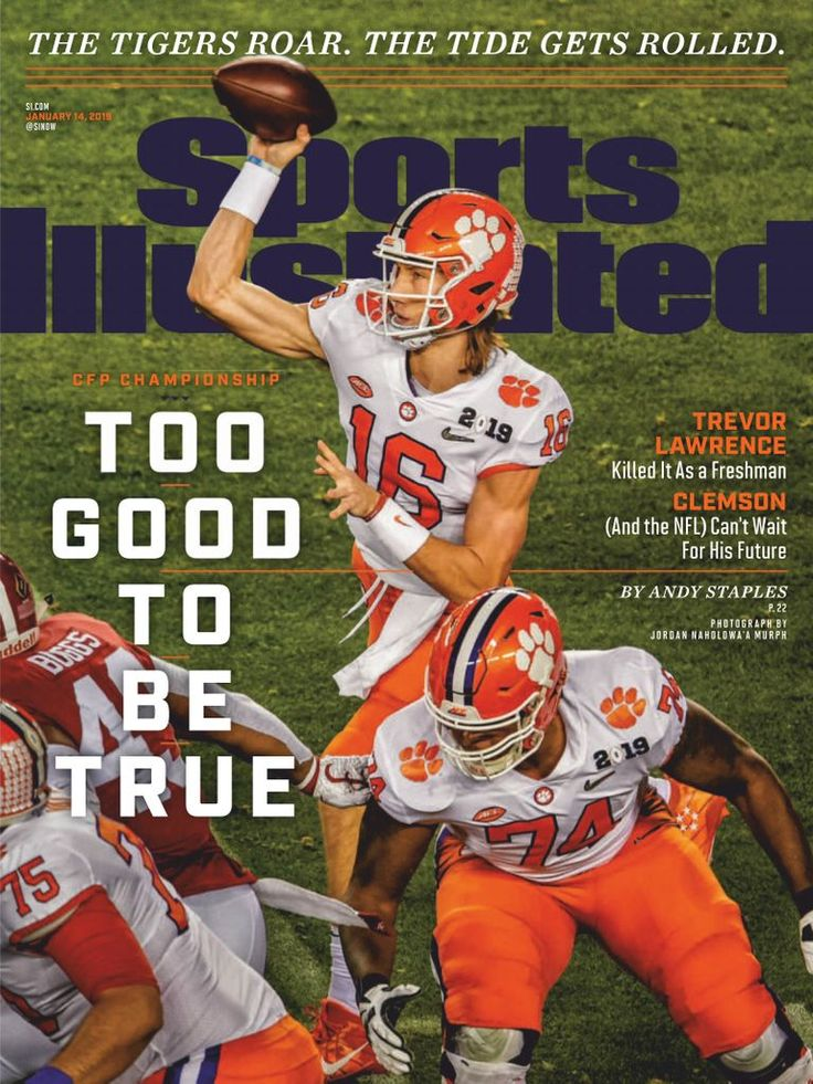 Sports Illustrated Back Issue January 14, 2019 (Digital