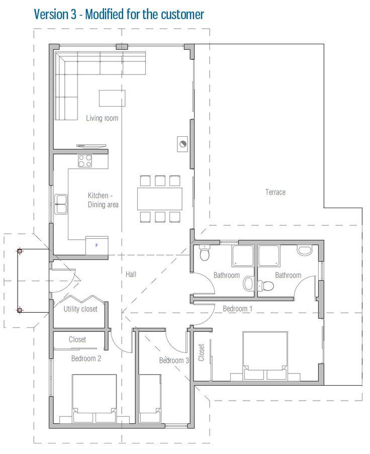 Les 95 meilleures images à propos de MAISON sur Pinterest Plans de - jeux de construction de maison en 3d