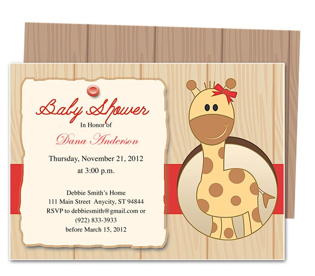Baby Shower Invitation Templates : Peekaboo Baby Shower Template Printable DIY and cheap to make!
