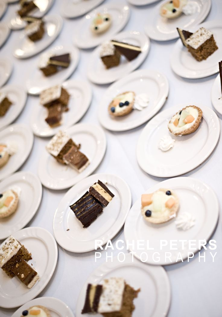 Desserts - Stanley Bridge Resort