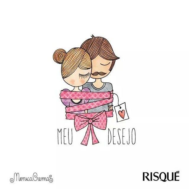 Trabalho fantástico da artista Mônica Crema para a marca Risqué. Wordeful works by Mônica Crema for the Risqué brand! www.instagram.com/monicacrema.art www.facebook.com/monicacrema.art