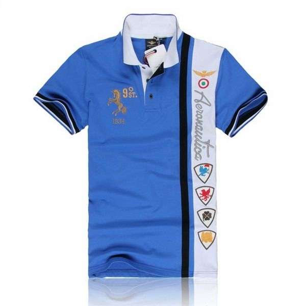 outlet ralph lauren Aeronautica Militare 1934 Short Sleeve Men's Polo Shirt Blue [Shop 819] - $28.87 : Cheap Designer Polo Shirts Outlet Online in US http://www.poloshirtoutlet.us/