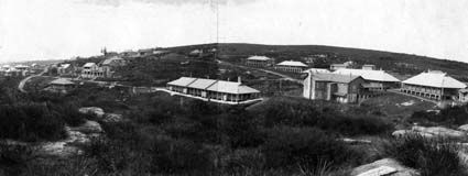 North Head Quarantine Station, Sydney, NSW	       Date : 		  1909