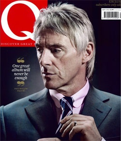 Paul Weller. The Modfather. Yes.