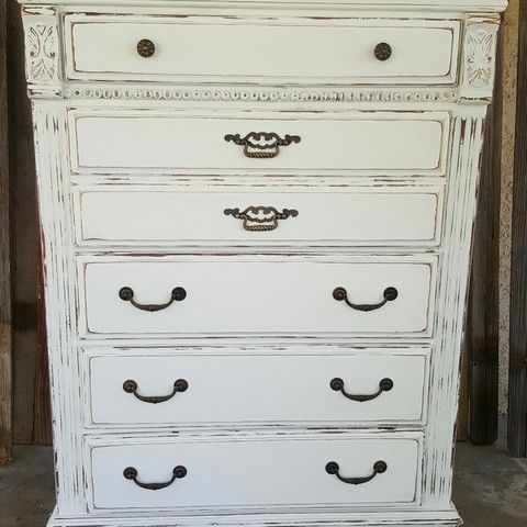 1000 Ideas About Tall White Dresser On Pinterest White