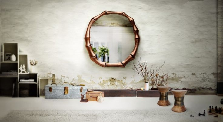 10 Dining Room Mirrors That Steal The Show | dining room mirrors, dining room decoration, dining room furniture | #diningroomwall #decoratingideas #interiordesigntips    See more: http://diningroomideas.eu/dining-room-mirrors-steal/