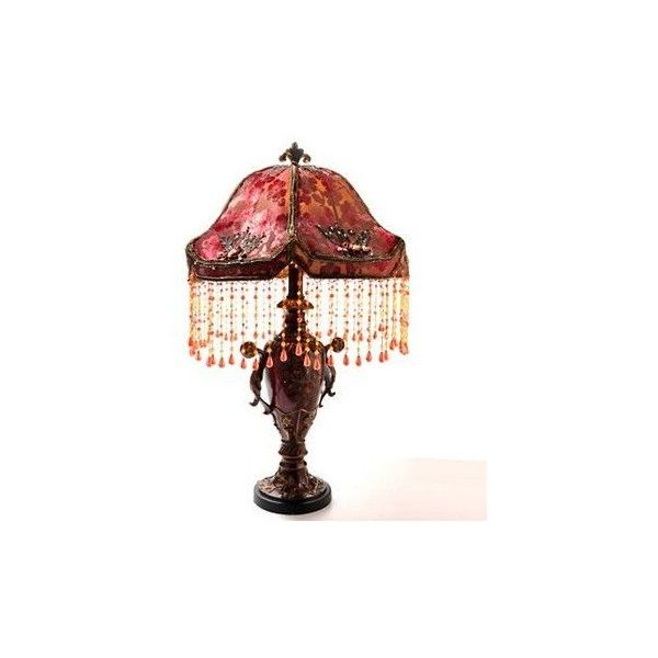 Victorian table lamps ❤ liked on Polyvore featuring home, lighting, table lamps, victorian table lamps, victorian lamps and victorian lighting