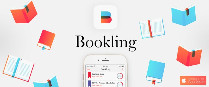 Bookling Mobile App UI, UX and Animation on Behance