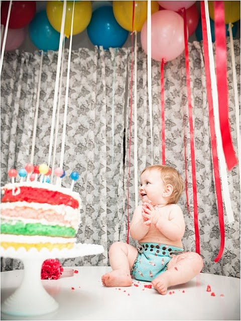 cutest birthday baby!