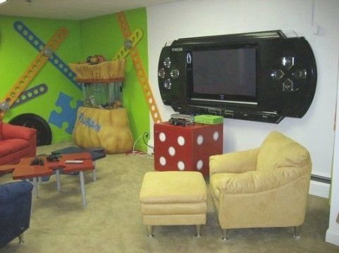 25+ Best Gamer Bedroom Ideas On Pinterest | Gamer Room, Teen Boys with Best Gaming Bedroom Ideas