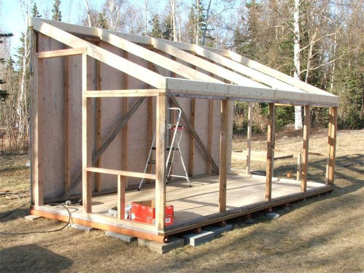Greenhouse Design Plans with wood wall