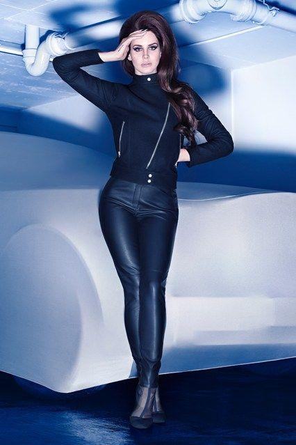 New Lana Del Rey H & M Advert