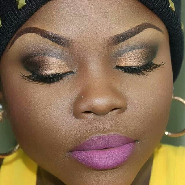 40 Best Images About Lyric Jamaican Makeup Artist On Pinterest | Bad Girls Black Smokey Eye ...