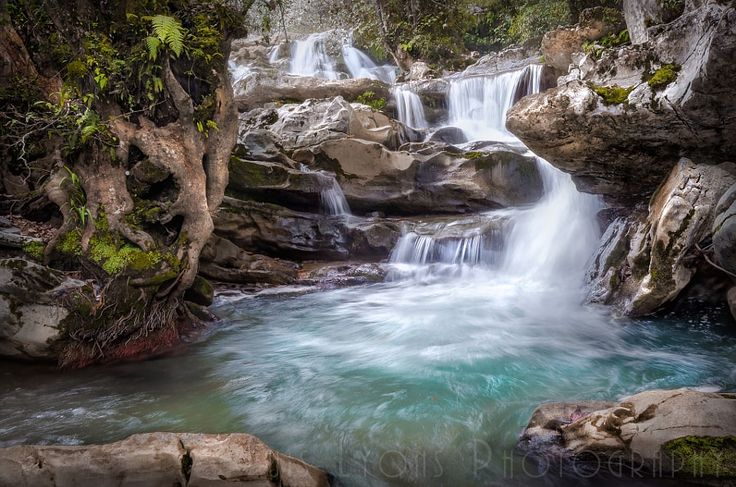 Sierra Negra Highlands Riverflow by Luis Lyons #xemtvhay
