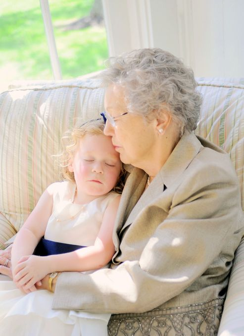 snooze with grammie::