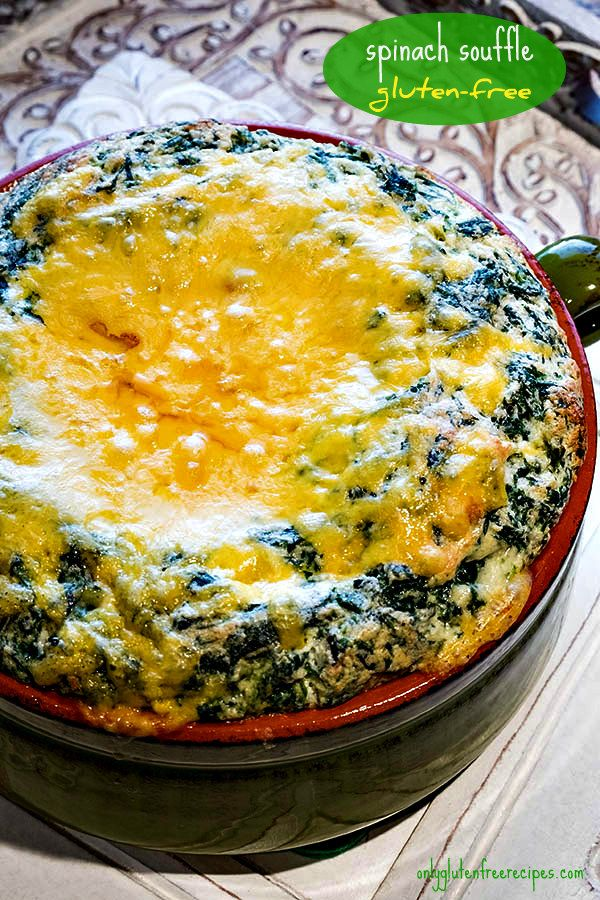 """Looking for life changing spinach recipe? In this recipe, the spinach is combined with two kinds of cheese, spices and then baked into a light soufflé. This savoury dish makes a delicious side to any main. If you prefer a vegetarian meal add a light salad. This spinach soufflé recipe is a wonderful addition to […]"""