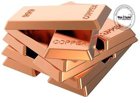 MCX settled up 0.53% at 376.65 recovered from the Monday's fall tracking gains from LME copper which ended 0.4 per cent higher at $US5,778, after slipping to its lowest