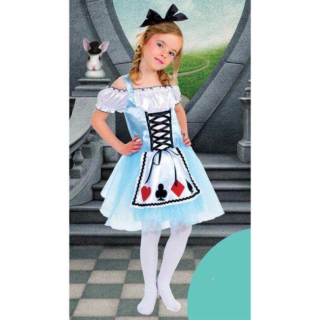 Barato Alice no país das maravilhas traje de Halloween para meninas, Compro Qualidade Roupas - Bebê diretamente de fornecedores da China:  Halloween Alice no país das maravilhas traje para meninas:     Os produtos incluem: por favor, verifique abaixo da foto