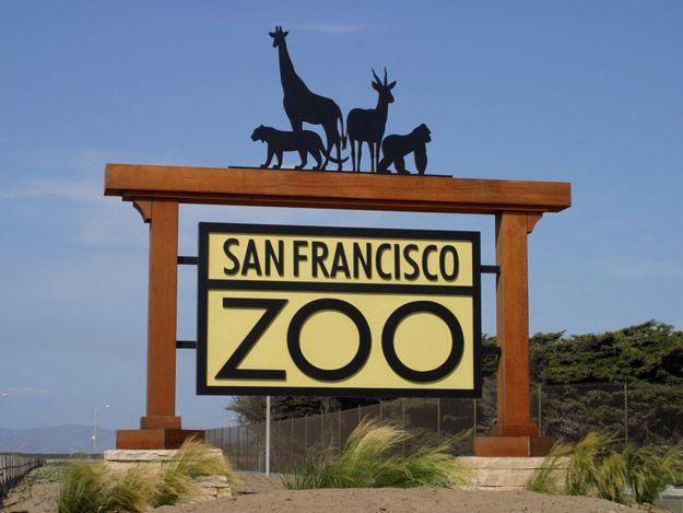 San Francisco Zoo, San Francisco