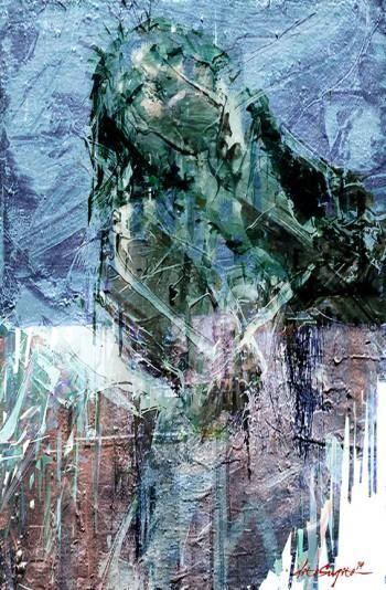 """BORDER"" #Creative #Art in #digital-art @Touchtalent"
