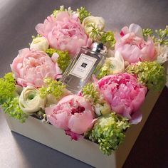 floral gift boxes - Google Search & 25+ trending Flowers in a box ideas on Pinterest | Hat box flowers ... Aboutintivar.Com