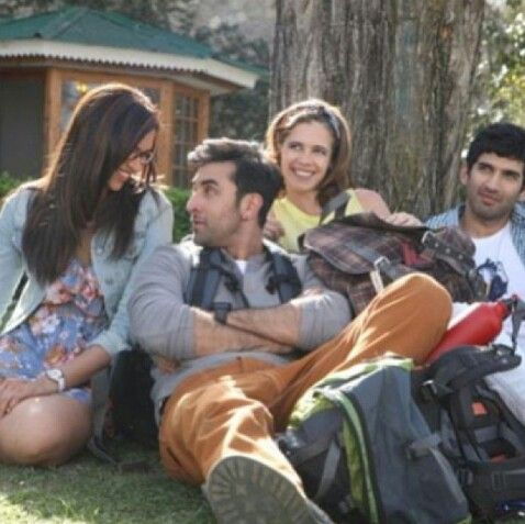 Take an impromptu vacation like Naina in Yjhd!!!