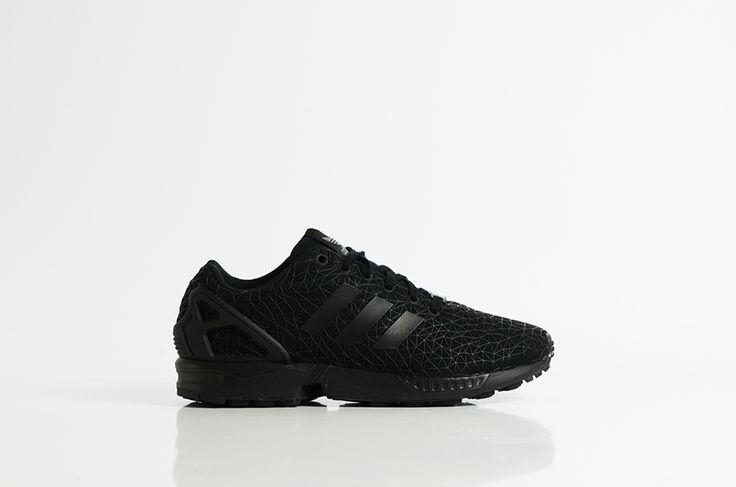 Adidas - Zx Flux Women (Core Black) from Sneakerworld