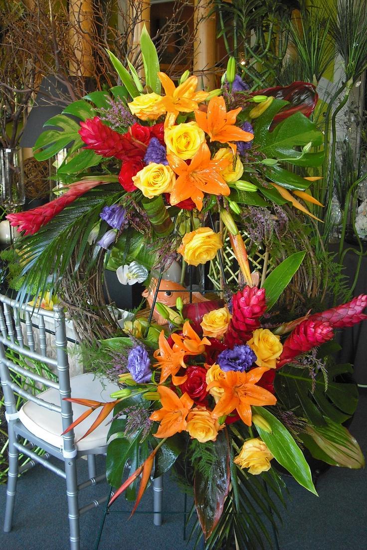 189 Best Floral Sympathy Images On Pinterest Flower