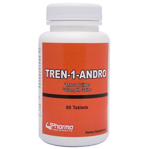 Tren 1 Andro Tren Mass Gain Pills 60 Tablets Supplements