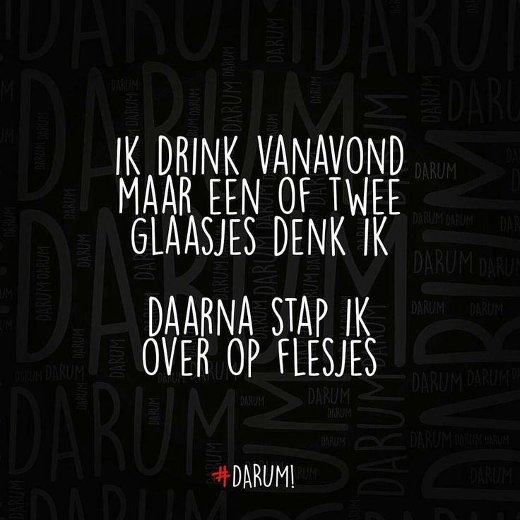 2 glaasjes daarna flesjes #alcohol #weekend
