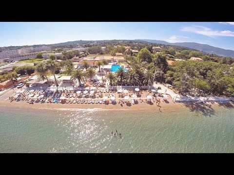 Corfu Dassia Video | Santos Holiday Apartments in Corfu | Holiday Rentals, Dassia